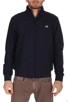 Bomber fred perry uomo BLU