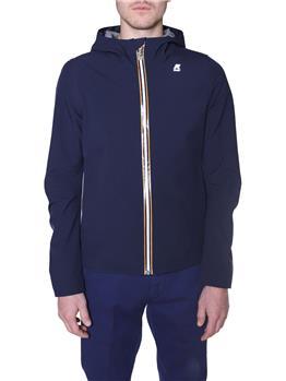 Giubbotto k-way jersey BLUE DEPHT