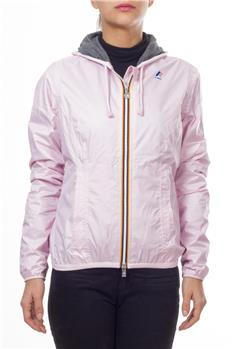 K-way giubbotto donna foderato ROSA P6
