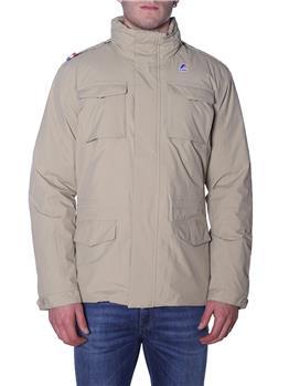 Field jacket uomo marmotta BEIGE K-GREY A