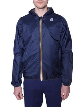 K-way nylon jersey classico BLUE DEPHT