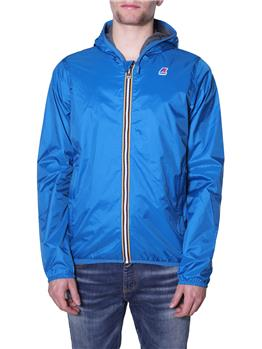 K-way jaques jersey BLUE AVIO
