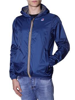 K-way jaques jersey BLUE OTTANIO