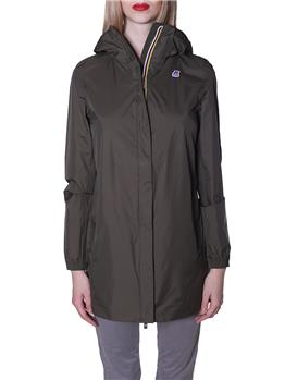 Impermeabile k-way donna BROWN MILITARY