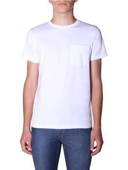 T-shirt k-way classica WHITE