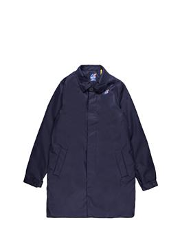 Impermeabile k-way uomo BLUE DEPHT