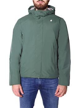 Jack ripstop marmotta GREEN DK FOREST