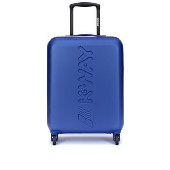 Trolley k-way k-air cabin BLUE ROYAL BLACK T