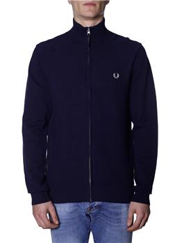 Cardigan fred perry uomo NAVY