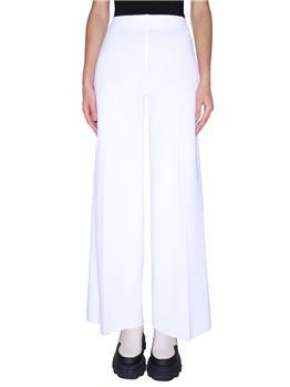 Pantalone double liviana conti BIANCO