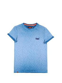 T-shirt suoperdry uomo CELESTE CHIARO