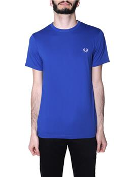 T-shirt fred perry uomo COBALT