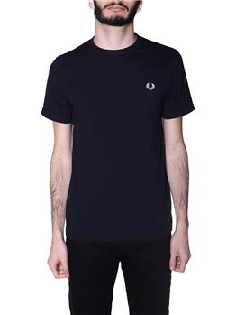 T-shirt fred perry uomo NAVY P0