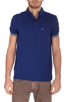 Polo fred perry uomo cotone BLUETTE P8