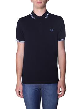 Polo fred pery classica NAVY RIVIERA