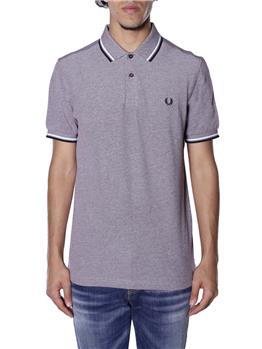 Polo fred perry classica SHIRAZ