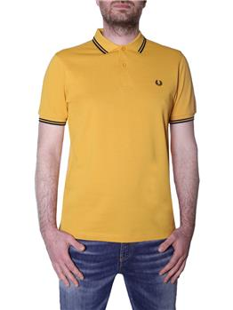 Polo fred perry classica AMBER