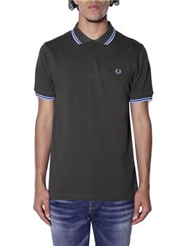 Polo fred perry classica FOREST NIGHT