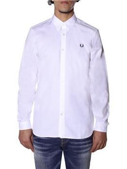 Camicia fred perry classica WHITE