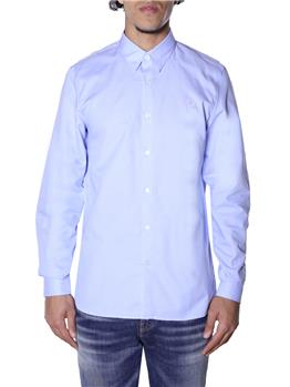 Camicia fred perry classica LIGHT SMOKE