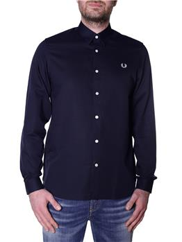 Camicia fred perry classica NAVY