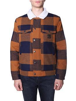 Hacienda check jacket YELLOW CHECK