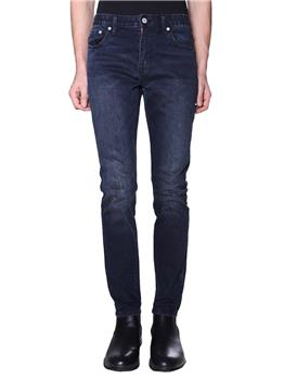 Daman straight jeasn superdry SIXWAYS MID BLUE