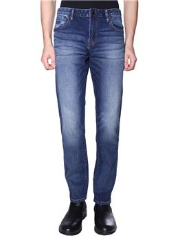 Tyler slim jeasn superdry uomo BOSLEY AUTHENTIC DARK