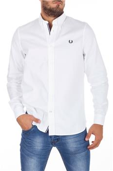 Camicia fred perry uomo BIANCO Y8