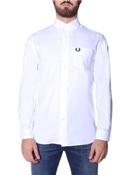 Camicia fred perry uomo WHITE