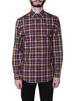 Camcia fred perry uomo GOLD