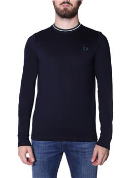 T-shirt fred perry uomo NAVY I0