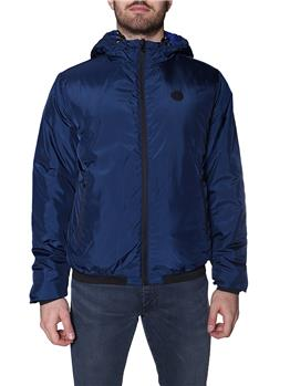 North sails reversible jacket BLU E BLUETTE