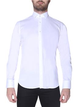 Camicia golf by montanelli BIANCO
