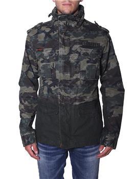Field jacket superdry uomo EAGLE CLAW CAMO