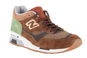 Scarpa new balance 1500 pelle RUGGINE