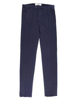 Pantalone chino roy rogers BLU