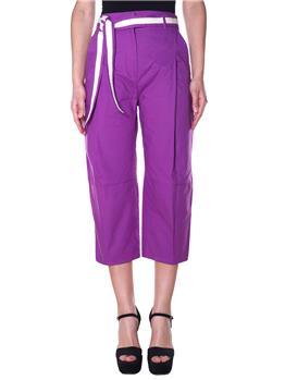 Pantalone manila grace pieghe UVA