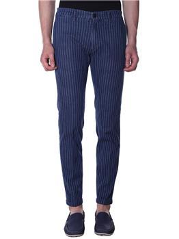 Jeans re-hash gessato JEANS