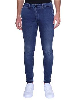 Jeans re-hash chino mucha LAVAGGIO MEDIO