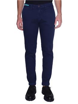 Pantalone re-hash chino mucha BLU