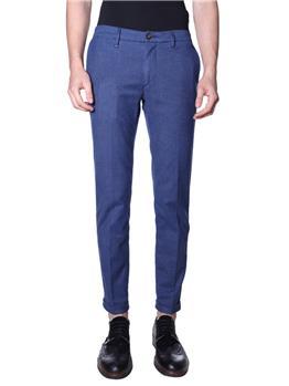 Pantalone re-hash cotone BLUETTE