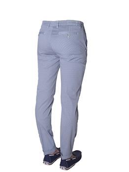 Pantalone re-hash fantasia CELESTE CHIARO
