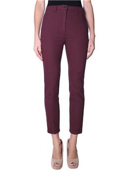 Pantalone manila grace chino BORDEAUX