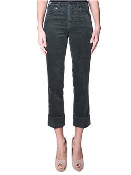 Pantalone re-hash donna VERDE