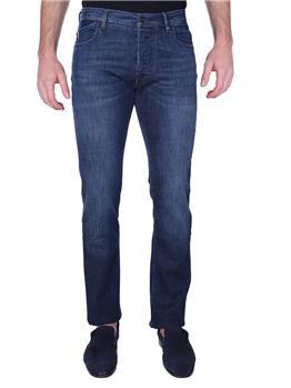 Pantaloni re-hash hopper BLUE ED