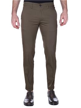 Pantalone re-hash mucha tech VERDE