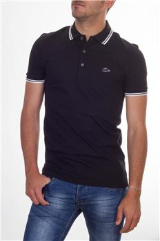 Lacoste polo uomo stretch NERO P6