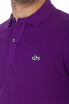 Polo lacoste uomo slim fit VIOLA