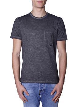 T-shirt roy rogers leggera NERO